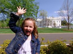 Ellen sent her young presidential expert on the trip of a lifetime.
