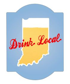 Loving this 'Drink Local' Personalized State Bar Sign on #zulily! #zulilyfinds