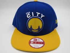 New Mitchell /& Ness Golden State Warriors White Royal Destructed Snapback Hat