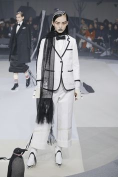 Thom Browne   Ready-to-Wear - Autumn 2017   Look 44