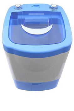 MiniWash Basic: A Small, Electric Washing Machine With Manual Timer. Clean  Clothes Anywhere!
