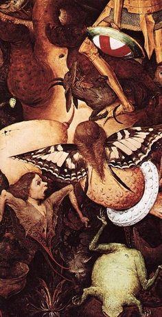 PIETER BRUEGHEL the Elder - Flemish (Breda ca.1525-1569 Brussels) -) The Fall of the Rebel Angels