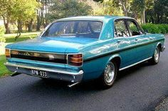 Starlight Blue XW GT Australian Muscle Cars, Aussie Muscle Cars, American Muscle Cars, Chevy Motors, Ford Girl, Germany And Italy, Old Classic Cars, Ford Falcon, Performance Cars