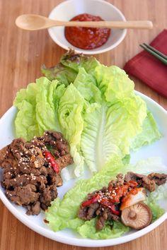 Quick & Easy Paleo Bulgogi (Korean Marinated Beef) #food #paleo #glutenfree