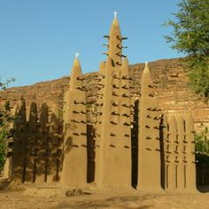 Mali - Bandiagara Circle, Mopti Region - Cliff of Bandiagara (Land of the Dogons) - ©CRAterre / Philippe Garnier