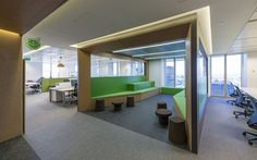 GOOGLE MADRID HQ - Picture gallery