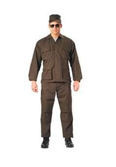 Ultra Force Brown SWAT ClothTM BDU Pants | Buy Now at camouflage.ca
