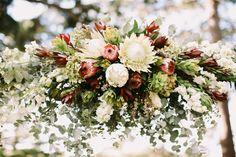 Vintage-Inspired Australian Estate Wedding: Cindy + Kam
