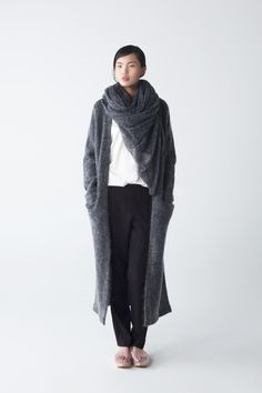 Efron Mohair Cardigan | NEEMIC | NOT JUST A LABEL