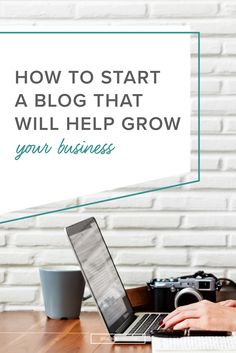"""Whether you're just starting a blog for the very first time, or you've decided to get serious about your current blog, there are a few tried-and-true """"rules for success"""" when it comes to blogging for business as a creative entrepreneur. But before I share the rules with you, it's important to decide how you want …"""
