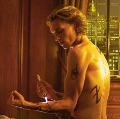 Jamie Campbell Bower. (Jace Wayland)  ...only 3 years younger than me...that's ok right?! ;)