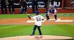 50 Cent's First Pitch Was... - Digg