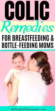 Are you struggling with a colic baby who won't sleep or stop crying? Find out how to naturally soothe your colic baby with these colic remedies that really work! Breastfeeding And Bottle Feeding, Breastfeeding Tips, Baby Feeding, Breastfeeding Problems, Breast Feeding, Colic Baby, Reflux Baby, Baby Care Tips, Baby Tips