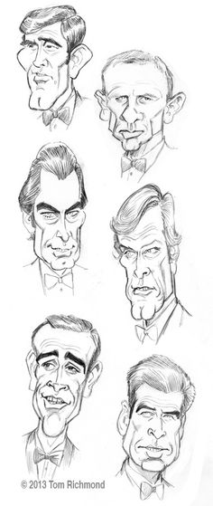 Sketch othe Week- Bond, James Bond