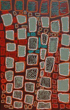 Pinkalarta by Alma Webou (Kalaju) Aboriginal Culture, Aboriginal Artists, Cool Background Designs, Street Gallery, Artwork Images, Australian Art, Indigenous Art, Paint Shop, Dot Painting