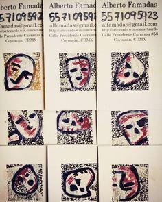 Cambié  mi número de teléfono y tengo  600 tarjetas con mi  número antiguo que se convertirán en  #arte  con el número  nuevo y un pequeño  #dibujo único  #obradearte  #coyoacan #cdmx #mexico #pintura #ventadearte #artforsale #art #artista #artwork #arty #artgallery #contemporanyart #fineart #artprize #paint #artist #illustration #picture  #artsy #instaart #beautiful #instagood #gallery #masterpiece #instaartist  #artoftheday
