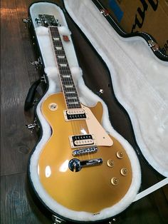 Gibson Les Paul Traditional pro Goldtop