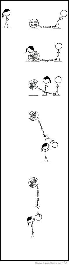 #20 Uplift - Little Mind Big Mind Webcomic