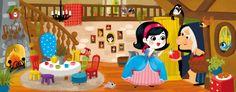 Coralie Vallageas - Snow White