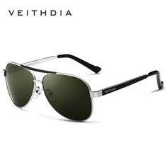 Polarized Vintage Sunglasses