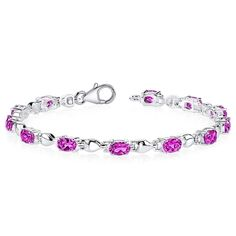 4mm Sterling Silver Ruby Bracelet. Get the lowest price on 4mm Sterling Silver Ruby Bracelet and other fabulous designer clothing and accessories! Shop Tradesy now
