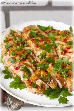 Vegetable Pizza, Chili, Chicken Recipes, Meat, Vegetables, Food Ideas, Dinners, Dinner Parties, Chile