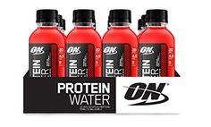 Optimum Nutrition Protein Water Tropical Fruit Punch 12 Count