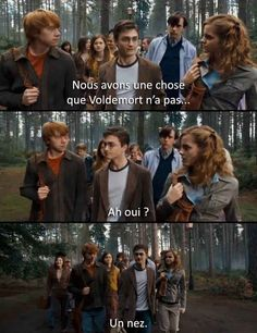 Harry Potter Jokes Even Muggles Will Appreciate A true distinction between Voldemort and all other wizards. Memes Do Harry Potter, Images Harry Potter, Harry Potter Funny Pictures, Fans D'harry Potter, Harry Potter Fandom, Harry Potter World, Potter Facts, Harry Potter Stuff, Harry Potter Voldemort