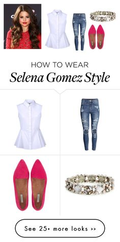 """""""Untitled #4746"""" by dominika-h on Polyvore"""