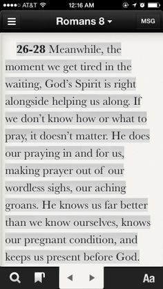This is what I needed to hear. Thank you God.