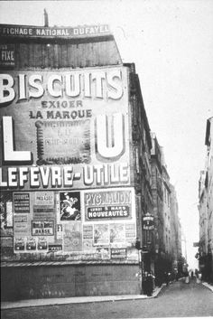 Eugène Atget, Rue Saint-Jacques, Paris on ArtStack Old Paris, Vintage Paris, Paris Photography, Modern Photography, Paris City, Paris Street, Eugene Atget, Berenice Abbott, Old Pub