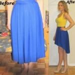 DIY Project to Try: DIY Skirt Tutorials for the Season
