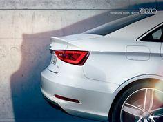 [ Audi A3 Sedan ]