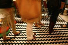 chevron rug #chevron
