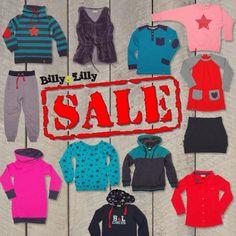 SAMPLE sale & Live shoppen bij www.billy-lilly.nl -- Groenekan -- 16/01-17/01