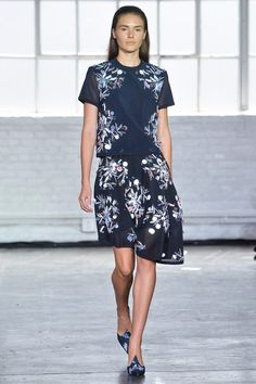Tanya Taylor Spring 2014 Ready-to-Wear Collection Photos - Vogue