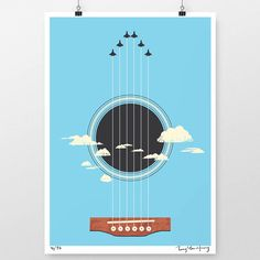 Sky-Guitar