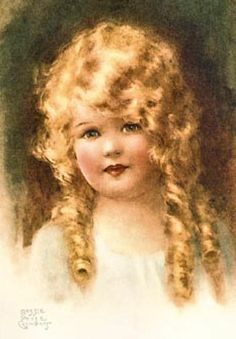 Goldilocks ~ Bessie Pease Gutmann