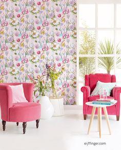 Eijffinger - Bloom behang