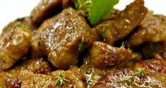 τηγανιά με χοιρινό - η συνταγή του ηρωικού μεζέ - Pandespani.com Recipies, Pork, Beef, Ethnic Recipes, Foodies, Recipes, Kale Stir Fry, Meat, Pork Chops