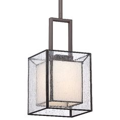Ferndale Mini Pendant by Quoizel at Lumens.com