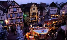 Take a break and visit the best Christmas markets in Europe Best Christmas Markets, Christmas Markets Europe, Christmas Town, Places To Travel, Places To See, Living In Europe, Weekend Breaks, Next Holiday, Travel Memories