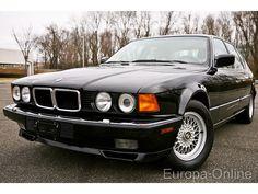 BMW E32 V12