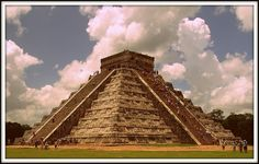 Chichen Itza, Merida, Mexico.