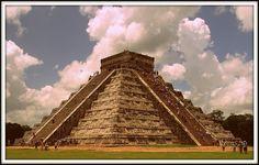 Chichen Itza, Merida, Mexico.