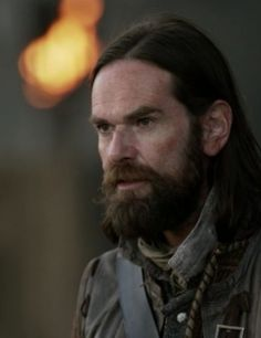 Murtagh (Duncan LaCroix) in Season Two of Outlander on Staz | Through A Glass, Darkly via http://kissthemgoodbye.net/PeriodDrama/thumbnails.php?album=535