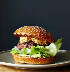 Bacon-Stuffed Burger