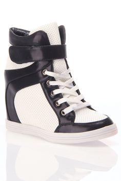 Wedge Sneakers / Springland $30