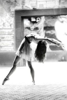 Dance. I miss it so much.