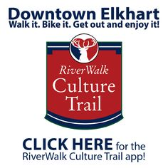 Riverwalk Culture Trail It's easy to find and fun to follow - a set-your-own pace walking tour lined with inviting sites & stops, all just steps from Main Street's restaurants, shops and pubs. Along the way, discover outdoor art in urban settings, indoor places with storied pasts and eclectic events and activities that spark your creative side.
